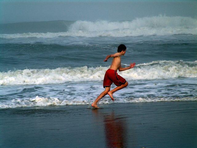 Beach with Dan6