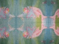 Batik Fabric Fish2