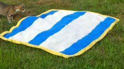 Striped Blanket 2