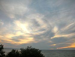 Lake Erie Sky
