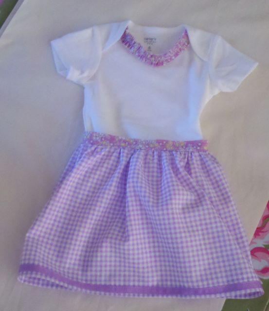 Baby Girl Outfit2