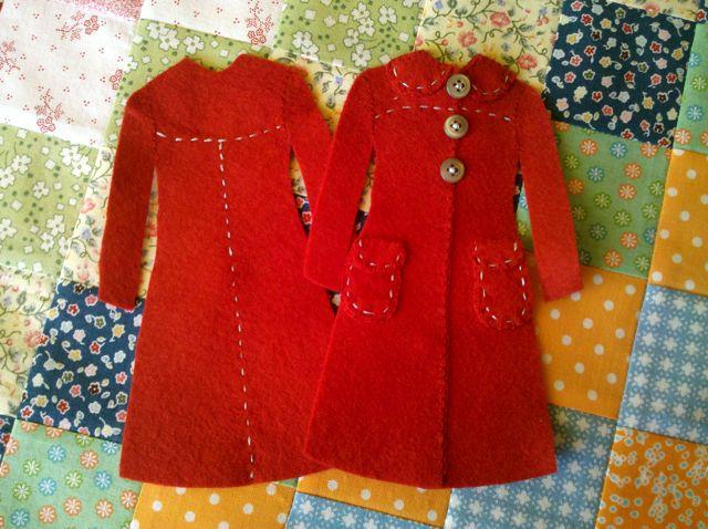 Red Coat Ornament1