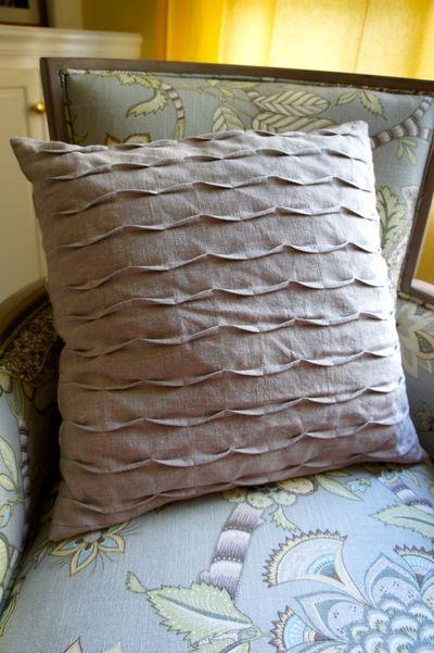 Linen Pillow1