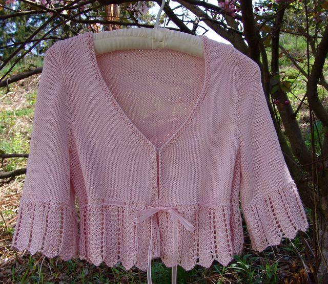 1st Communion Sweater